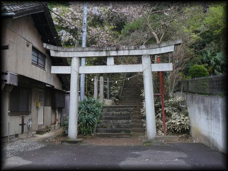 足利藩:雷電神社